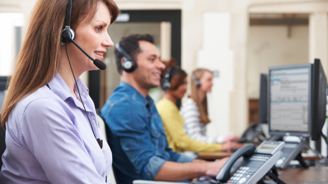 Successful sales in in- and outbound calls