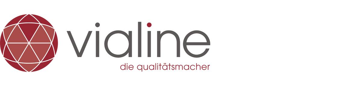 Logo vialine