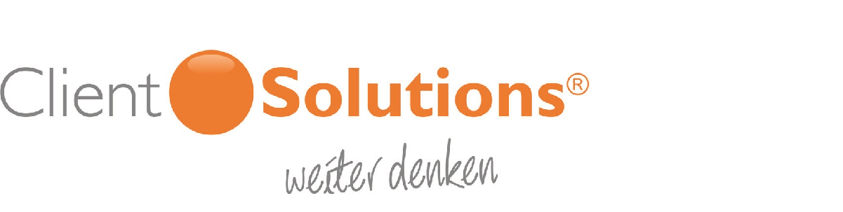 Logo clientsolutions